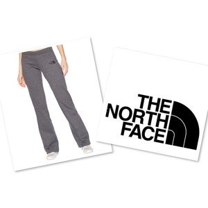 The North Face Gray Jogging Sweat pants Sz M
